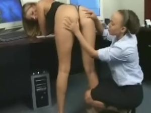 Mone divine forces an employee to do anal