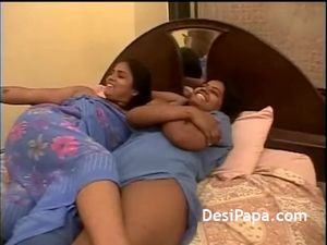 Mature Indian Lesbian Friend Fingering..