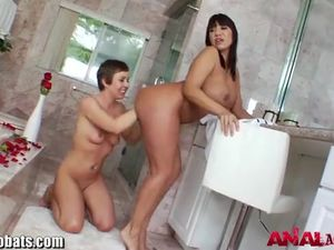 AnalAcrobats Ava Devine Fisted By Julie..