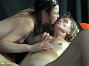 OldNannY Teen And Mature Massage and..