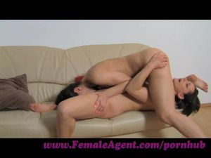 FemaleAgent. MILF's have the best orgasms