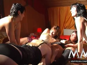 MMV Films German swinger orgy