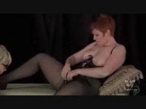 Mature Nylon BDSM
